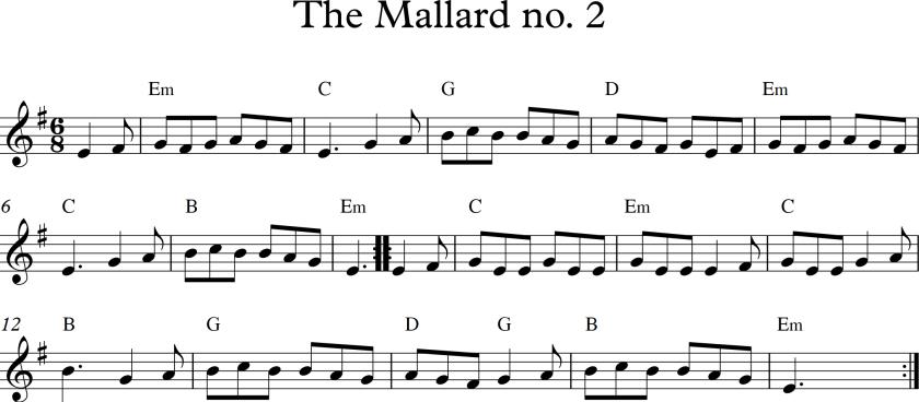 The Mallard no 2