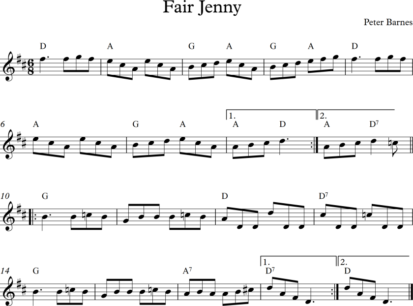 Fair Jenny