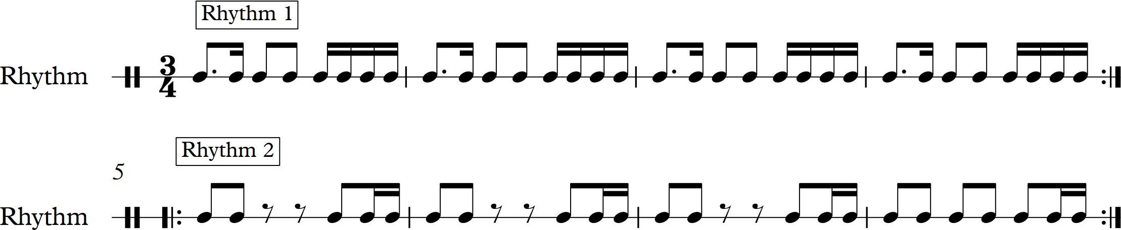 yhl rhythms