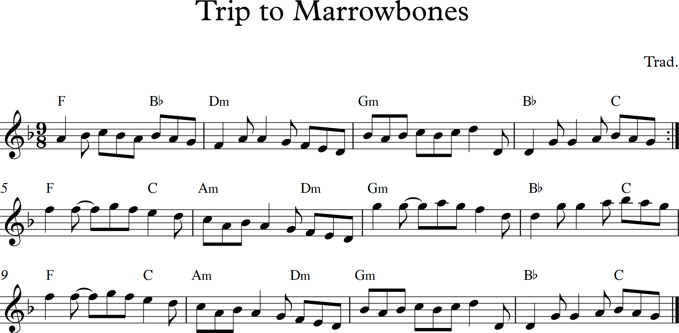 Trip to Marrowbones