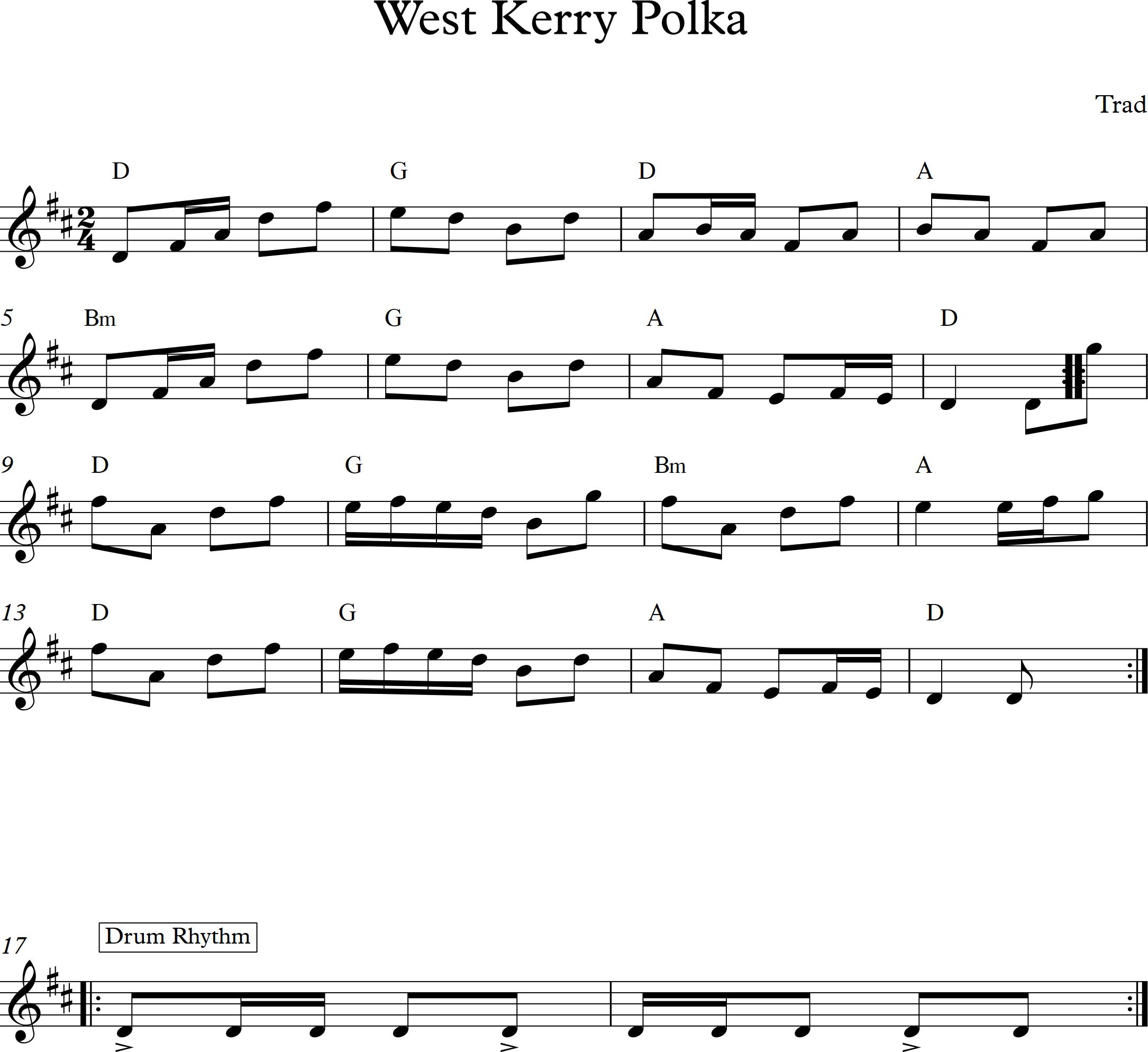 West Kerry Polka