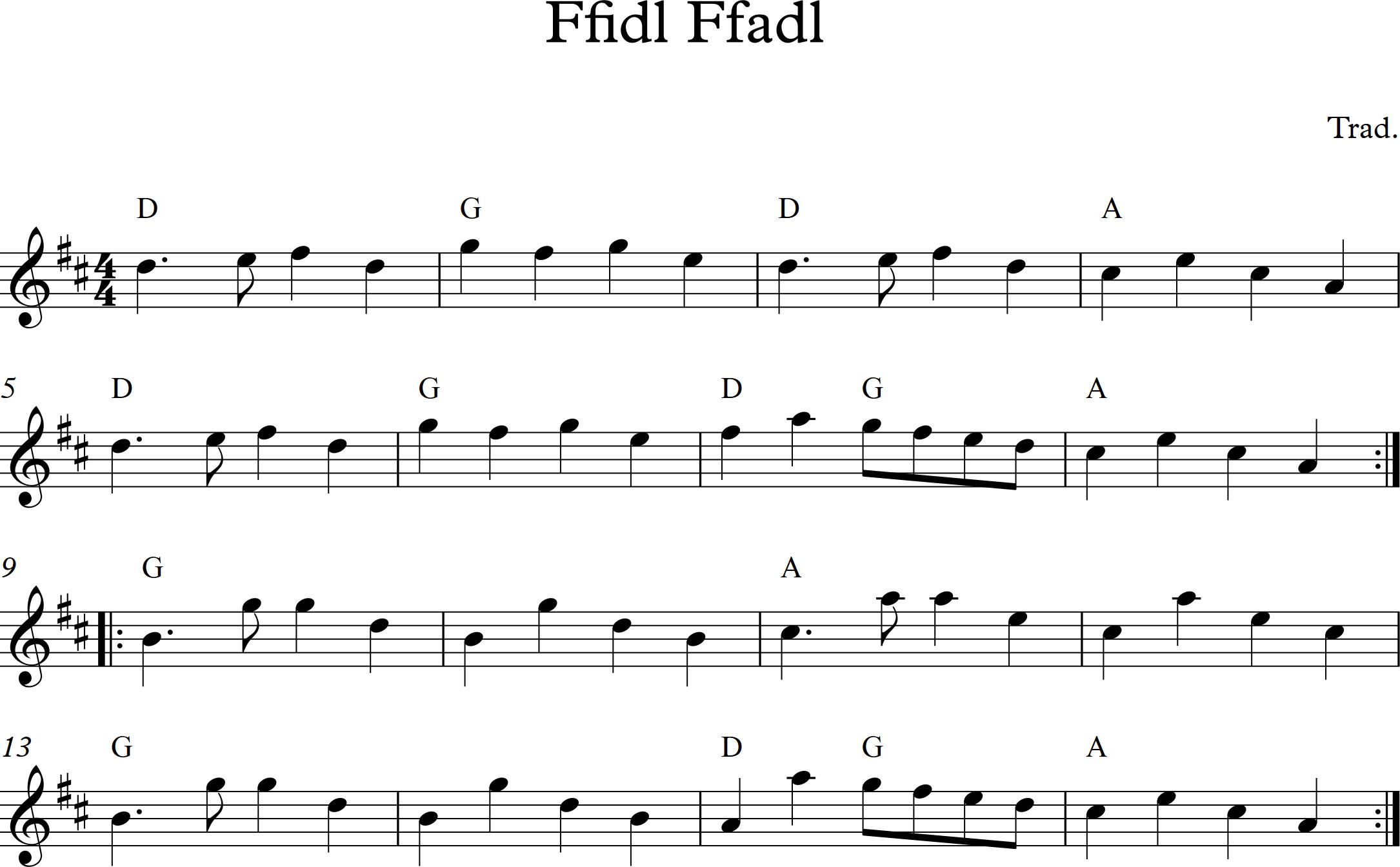 Ffidl Ffadl