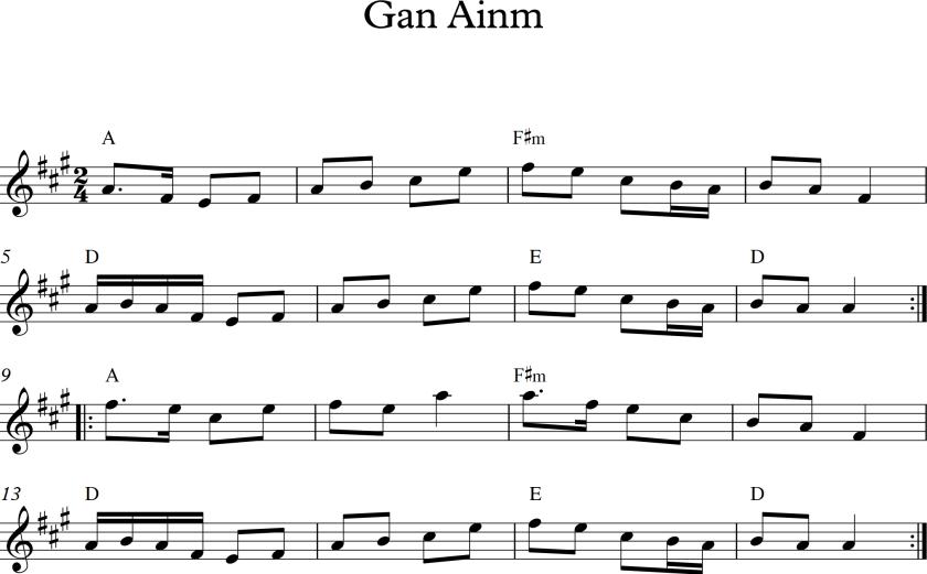 Gan Ainm