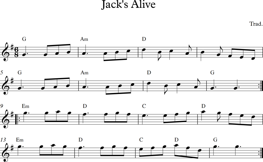 Jack's Alive